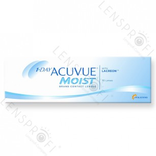 1-Day ACUVUE MOIST (1x30)