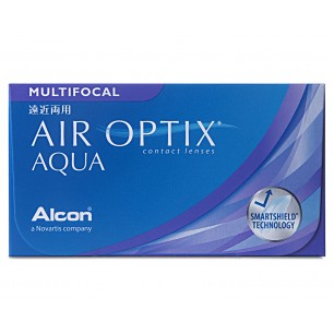 Air Optix Aqua Multifocal (1x6)