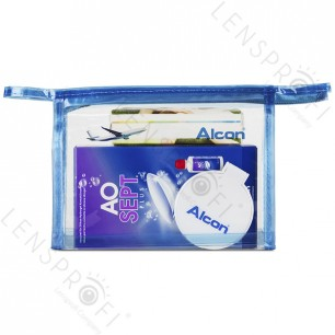 AO Sept Plus Travelpack 1x90 ml