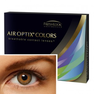 Air Optix Aqua Color gelb