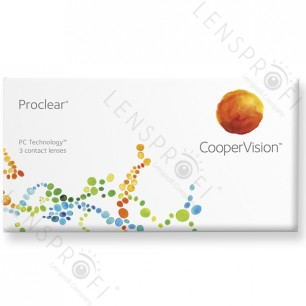Proclear spheric (1x3)