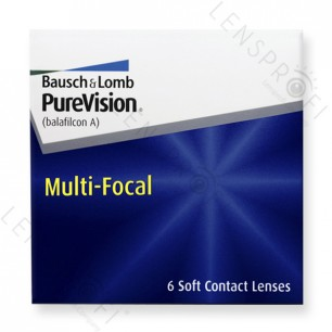 PureVision Multifocal (1x6)