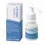 Augengel 1x10ml Artelac Lipids