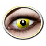 Crazy Lens - Yellow Crow Eye