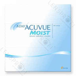 1-Day ACUVUE MOIST (1x90)