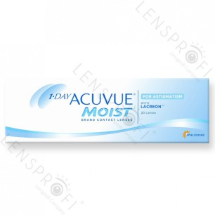 1-Day ACUVUE MOIST (1x30) for Astigmatism