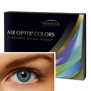 Air Optix Aqua Color blau