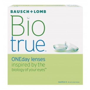 Biotrue One Day lenses (1x90)