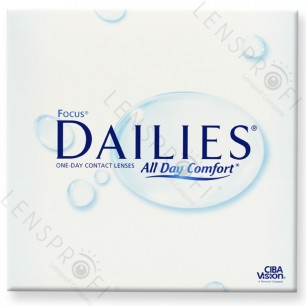 FOCUS DAILIES All Day Comfort (1x90)
