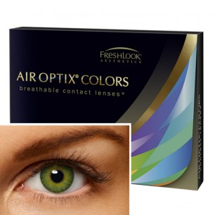 Air Optix Aqua Color edelstein grün