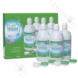 OPTI-FREE PUREMOIST (4x300ml)