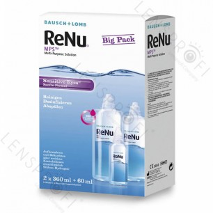 Renu Pflegemittel MPS (2x360 ml)