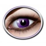 Crazy Lens - Purple Gothic
